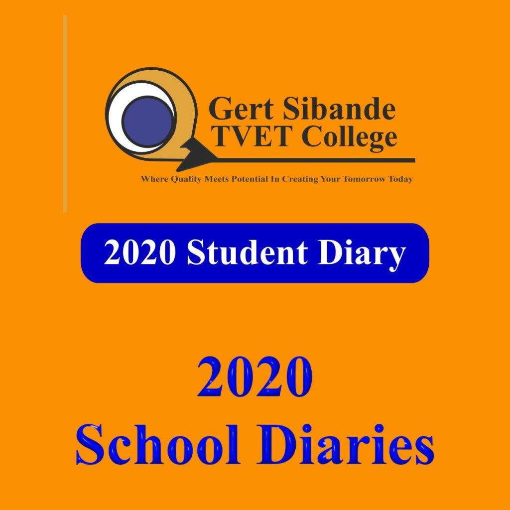 2020 student diaries printing johannesburg